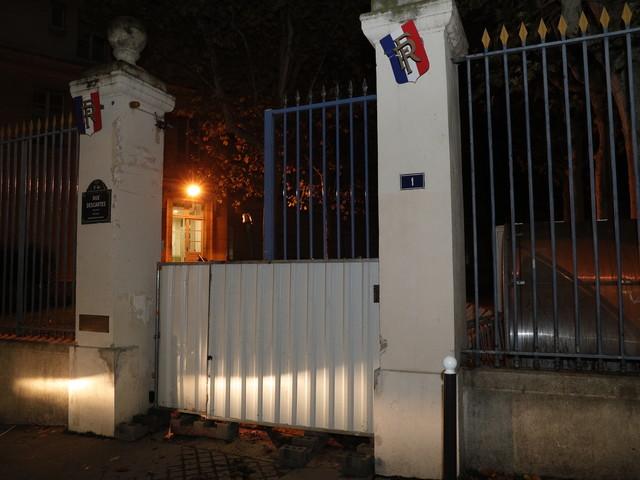 Les infos de 6h - Étudiant immolé à Lyon : la grille du ministère de l'Enseignement supérieur forcée