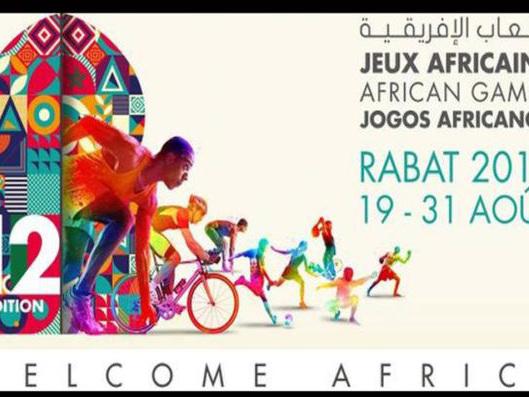 Jeux africains: Rabat souhaite la bienvenue à l'Afrique