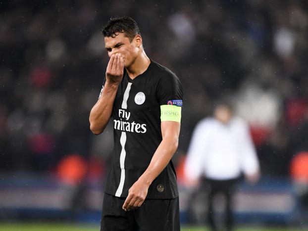 PSG : Thiago Silva veut rebondir contre Bordeaux