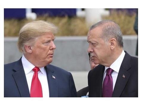 Diplomatie de pachyderme : la lettre de Trump à Erdogan