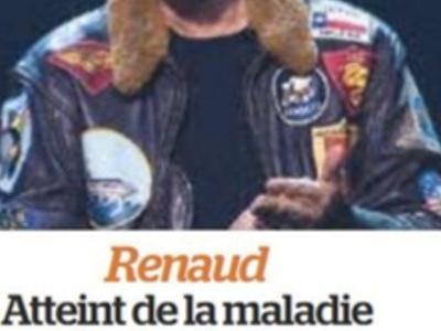 Renaud, difficulté du mouvement, raideur musculaire, la vérité sur «sa maladie»