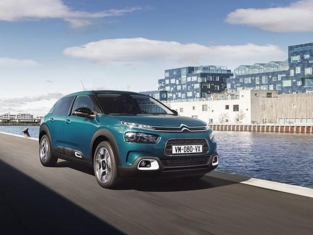Actualité : Future C4 : Citroën confirme l'arrivée d'une compacte 100 % électrique