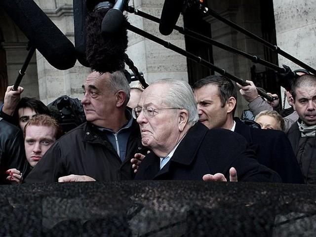 L'État va rembourser 4.2 millions d'euros au micro parti de Jean-Marie Le Pen