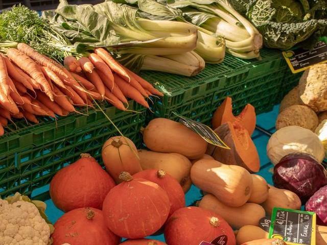 Balade gourmande sur les marchés