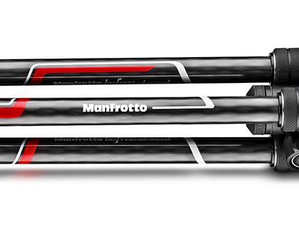La gamme Manfrotto Befree Advanced s'enrichit de trois trépieds