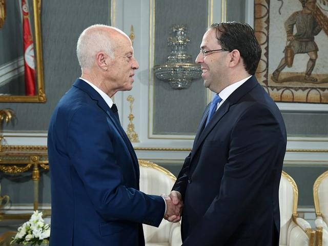 Tunisie: Youssef Chahed chargé par le président de la République Kaïs Saïed d'effectuer une visite en France et e Italie