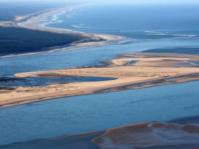 Vidéo. Bassin d'Arcachon : l'évolution du banc d'Arguin depuis 1984 en quelques secondes