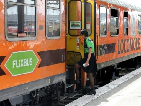 Ouverture des trains à la concurrence: l'allemand FlixTrain souhaite ouvrir cinq grandes lignes en France