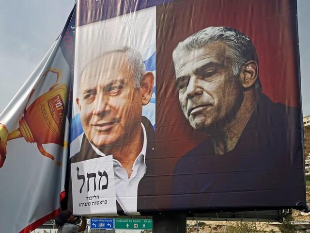 Yaïr Lapid, le rival de Benjamin Netanyahu qui va le chasser du pouvoir