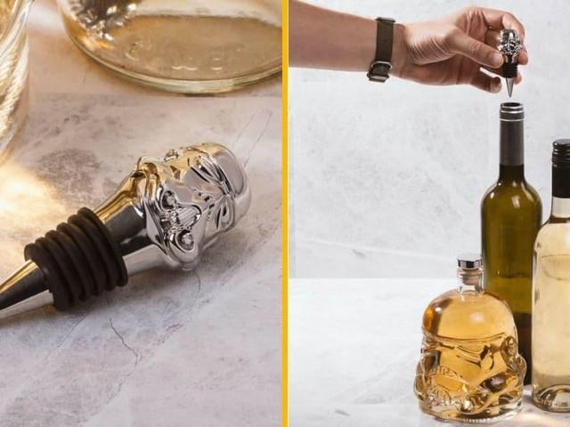 [TOPITRUC] Un bouchon de bouteille de vin Stormtrooper