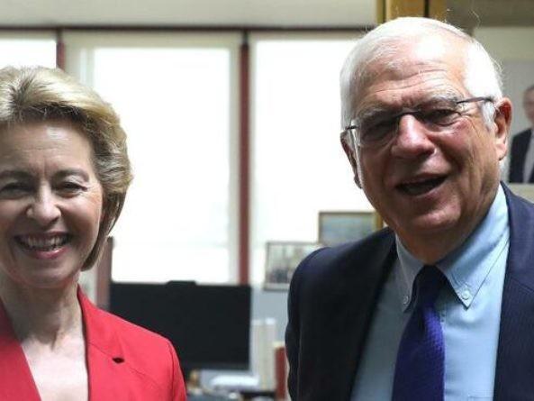 Von der Leyen et Borrell martèlent que l'UE doit « apprendre à parler le langage de la puissance » – Par Ruptures
