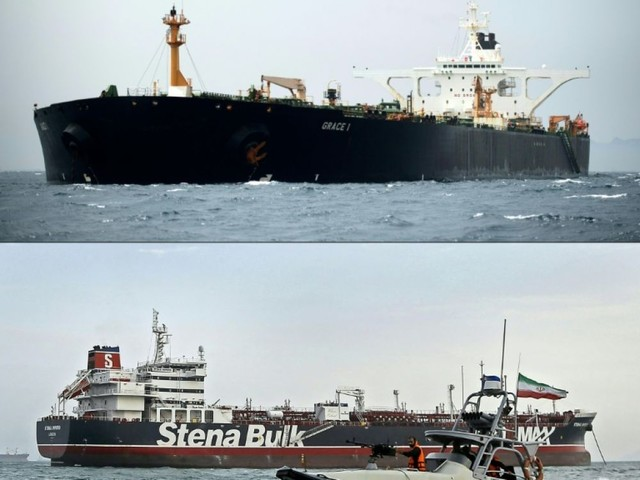 Gibraltar décide jeudi s'il libère le pétrolier iranien