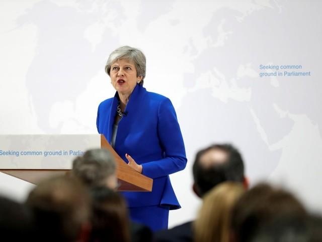 Brexit: May offre un nouveau compromis pour sortir de l'impasse