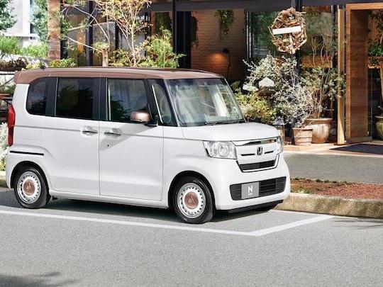 Cette drôle de voiture est la plus vendue au Japon en 2019