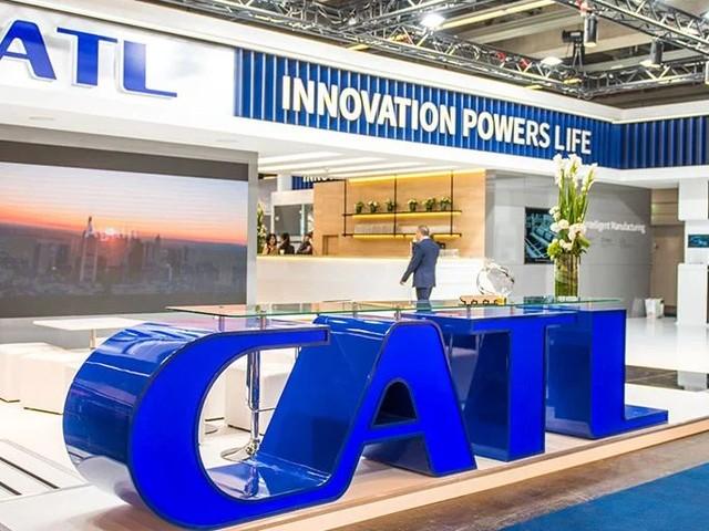 Actualité : CATL construit sa première usine de batteries en Allemagne