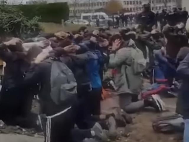 Interpellation des lycéens de Mantes-la-Jolie: «pas de faute» de la police, selon l'IGPN