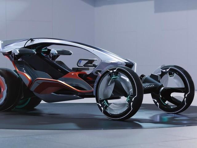 Concept-car R RZYR : un buggy urbain entre rêve et réalité