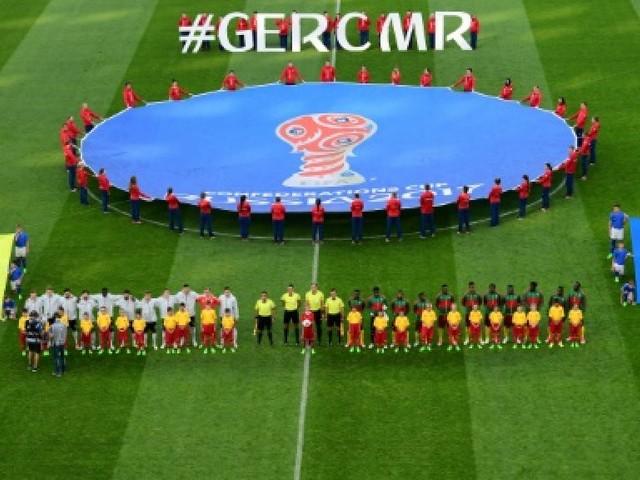 Coupe des Confédérations: l'Allemagne avec Ter Stegen titulaire, Trapp remplaçant