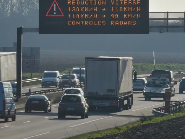 Pollution à l'ozone : la circulation différenciée sera reconduite lundi à Paris et en proche banlieue, et entrera en vigueur dans la métropole lilloise
