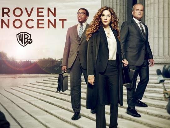 La série inédite Proven Innocent diffusée dès le 14 janvier sur Warner TV.