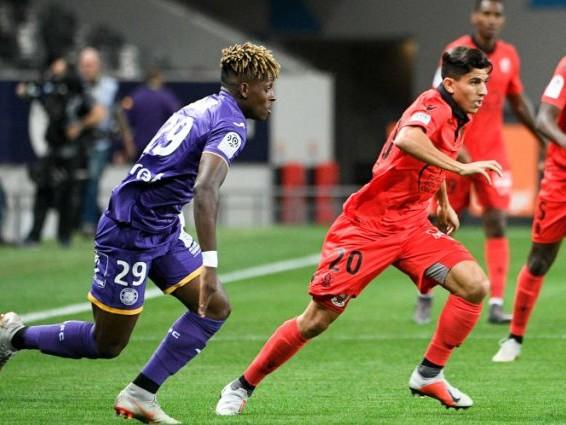 L1 (J9) : Toulouse et Nice se neutralisent