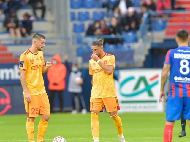 Ligue 2 - 1ère journée : cauchemar normand pour Rodez, sévèrement battu à Caen (4-0)