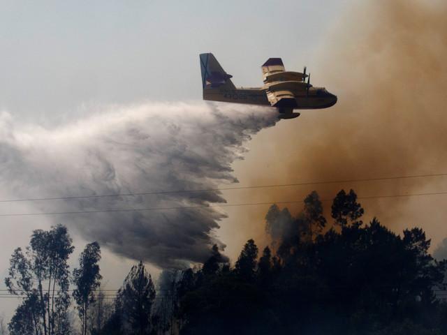 Portugal: aucun avion ne s'est écrasé, corrige la protection civile