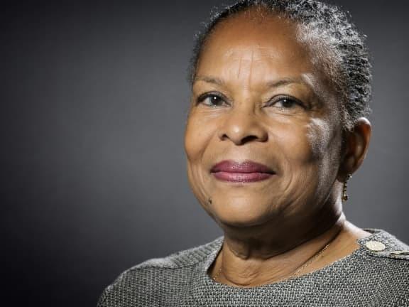 """Christiane Taubira estime ne pas avoir """"vocation à appeler à la vaccination en Guyane"""""""