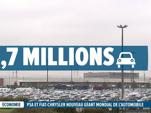 Un nouveau géant mondial de l'automobile va être créé: pourquoi Fiat Chrysler et PSA vont-ils fusionner? (vidéo)