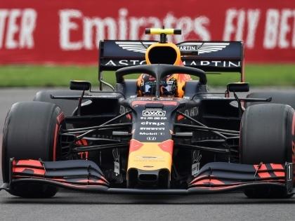 GP de F1 du Brésil: la pluie se mêle des essais libres 1