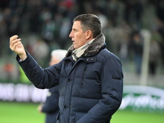 Foot - C. Ligue - RCSA - Thierry Laurey (Strasbourg) : «Je sais que c'est Noël mais quand même...»