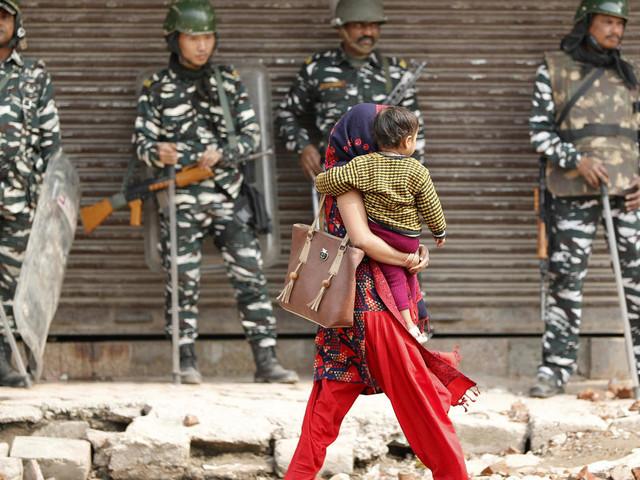 Des violences meurtrières entre hindous et musulmans embrasent New Delhi