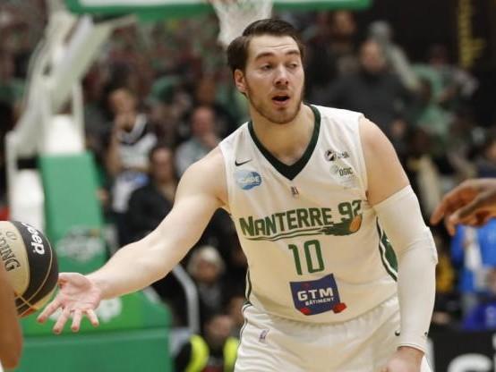 Basket - Ldc - Ligue des champions : Nanterre s'impose à Fribourg et croit encore aux huitièmes