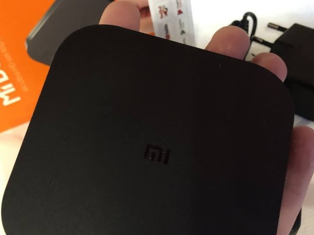 BOX TV Xiaomi MI BOX S sous AndroidTV certifiée Netflix 4K 44€25 @ Cdiscount