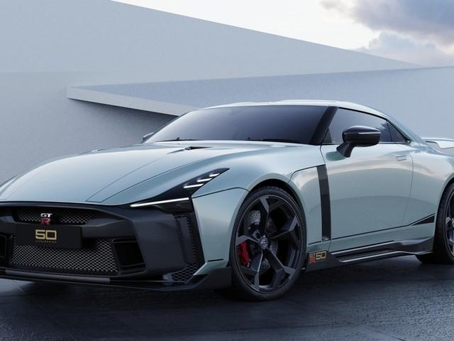 La Nissan GT-R50 by Italdesign arrive bientôt!