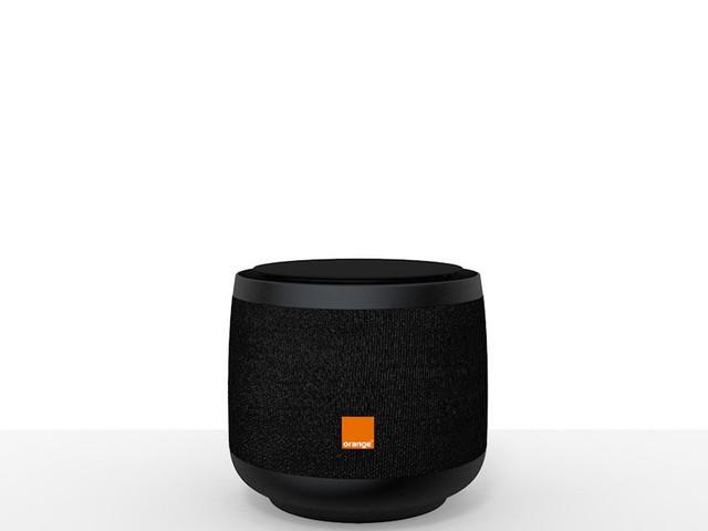 Le Speaker Djingo d'Orange au prix (plein) de 150 €
