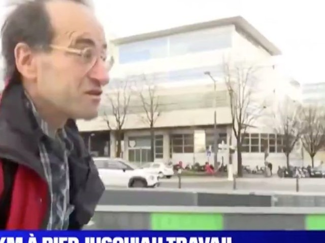 BFM TV : ce reportage sur un homme marchant 30 km à cause de la grève fait le buzz (VIDEO)
