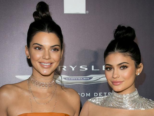 Kylie Jenner : sa craquante photo d'enfance avec sa grande sœur Kendall