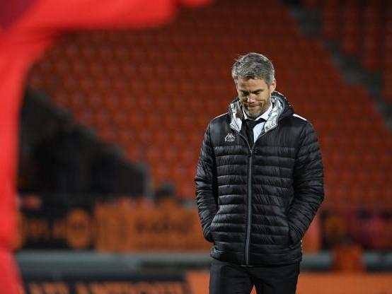 Foot - L2 - Lorient - Valenciennes ne se jouera pas au Moustoir