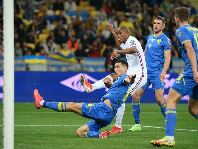 Qualifs Mondial-2022: en Ukraine, les Bleus peinent encore