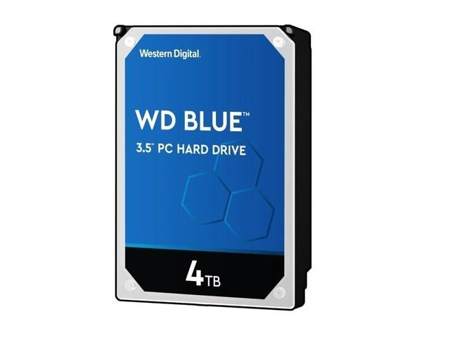 Bon plan : le disque dur interne WD Blue 4 To à 98 euros