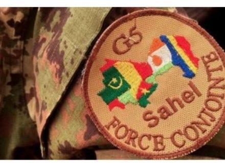 G5 Sahel: L'Union européenne remet 13 véhicules blindés à la Force Conjointe