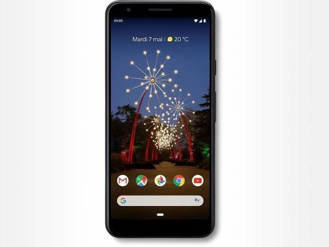 Le Google Pixel 3A est à un bon prix de 349€ à l'occasion du Black Friday