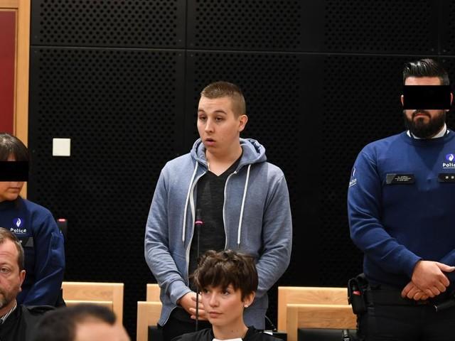 N. Duponcheel condamné à 20 ans de prison, la veuve d'Alfred Gadenne réagit: «On espère qu'il va réfléchir à ce qu'il a fait d'affreux… d'ignoble»