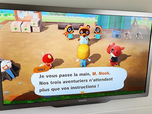 Les tests de Mathieu: Animal Crossing a un an, comment expliquer un tel succès pour Nintendo ?