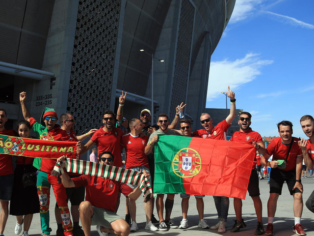 Euro: une marée rouge à Budapest et un stade plein pour Hongrie-Portugal
