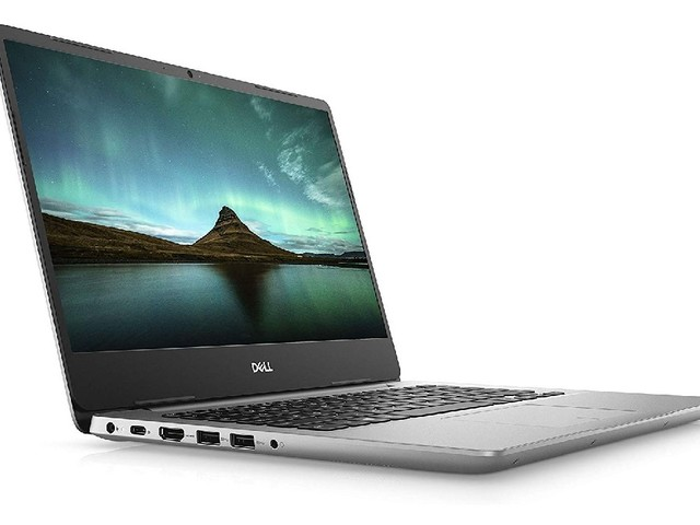 Soldes d'hiver : un PC portable Dell 14 pouces pour 599 euros