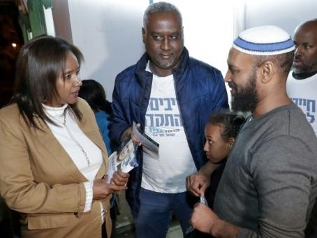Une ex-journaliste au coeur de la joute pour le vote éthiopien en Israël