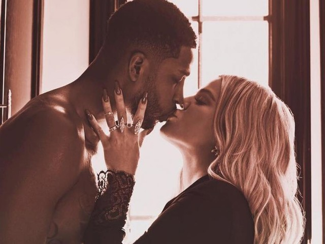 Tristan Thompson papa comblé, sa fille True est son portrait craché et il le prouve en photo