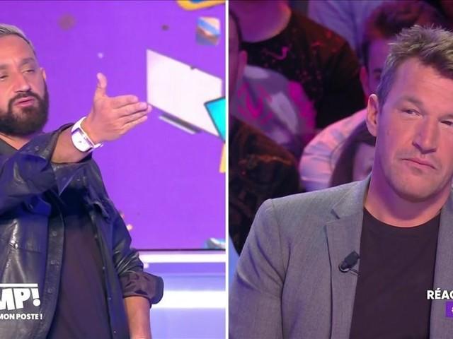 """VIDEO. """"Tout le monde avait peur de lui"""" : Cyril Hanouna balance sur le comportement de Benjamin Castaldi lorsqu'il était chez TF1"""